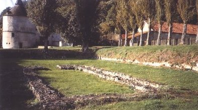 Ruines de Port-Royal